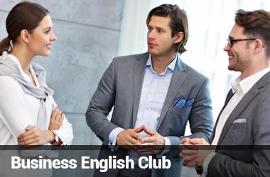 BUSINESS ENGLISH CLUB